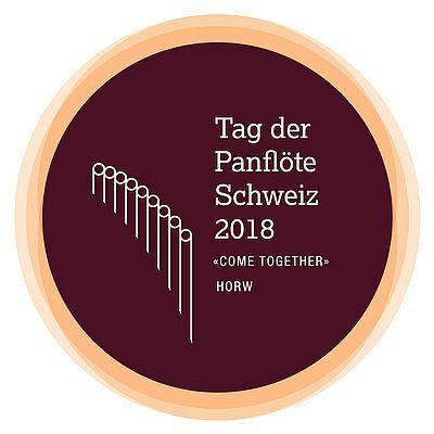 Logo Tag der Panflöte Schweiz 2018